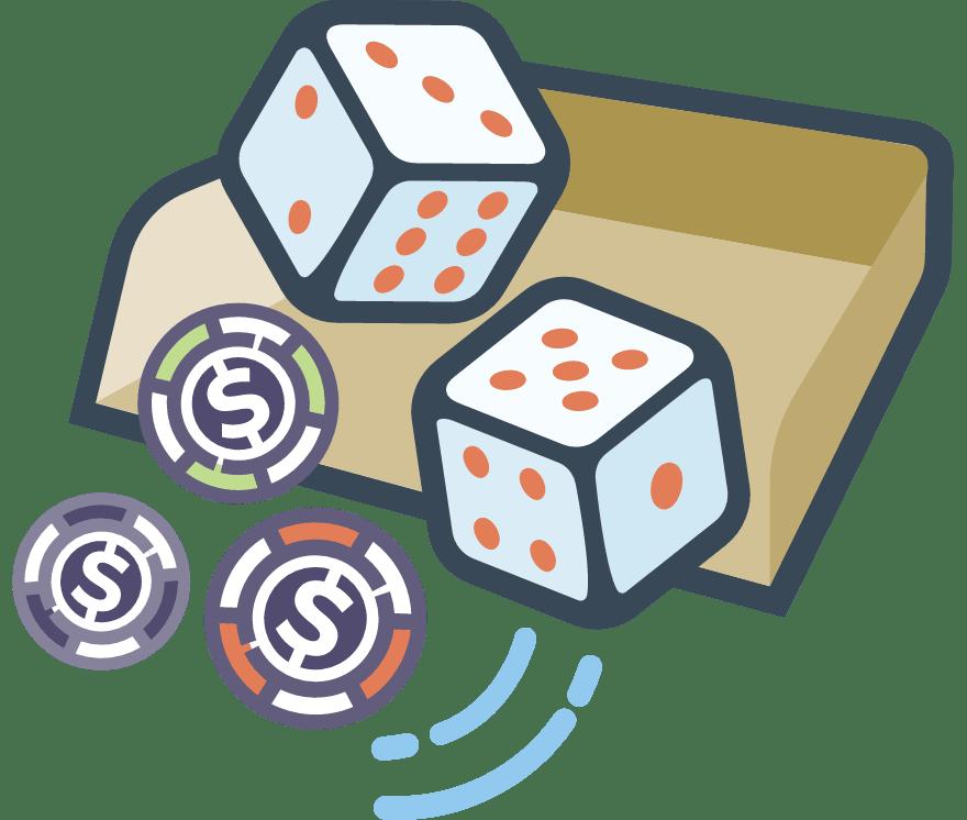 Játsszon Craps Online - a 28 legjobban fizető New Casino 2021